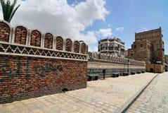 Sanaa, Yemen Stock Fotografie