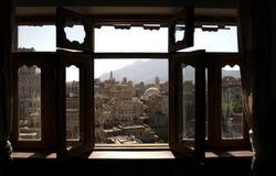 Sanaa yemen Stock Image