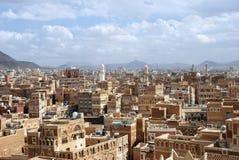 Sanaa Fotografía de archivo libre de regalías