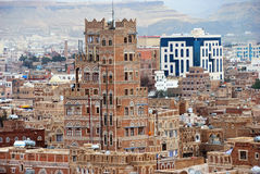 Sanaa Royalty-vrije Stock Fotografie