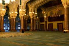 AL-Saleh mosque in the capital of Yemen Stock Photography