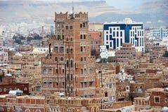Sanaa Royalty Free Stock Photography