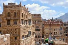 Sanaa Royaltyfri Fotografi