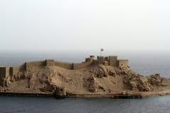 Sanafir-Insel Lizenzfreie Stockfotografie