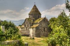 Sanahin monastery Royalty Free Stock Image