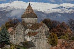 Sanahin monastery Royalty Free Stock Photography