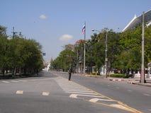 Sanam Chai Road Lizenzfreie Stockbilder