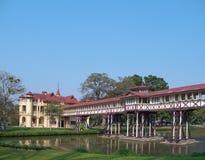 Sanam Chan Palace Royalty Free Stock Photos