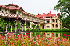 Sanam Chan Palace Royalty Free Stock Photos