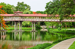 Sanam Chan Palace Stock Images