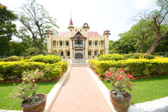 Sanam Chan Palace Royalty Free Stock Photography