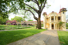 Sanam Chan Palace Stock Images