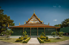 Sanam Chan Palace Stock Image