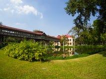 Sanam Chan Palace in Nakhon pathom royalty free stock photo