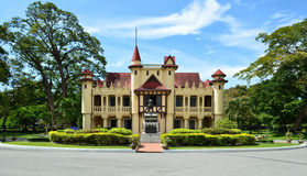Sanam Chan Palace, Tailandia. Fotografia Stock