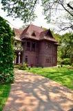 Sanam Chandra pałac jest malutki jak struktura fotografia stock