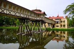 Sanam Chandra pałac Obrazy Stock