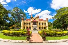 Sanam Chandra Palace Fotografering för Bildbyråer