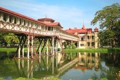 Sanam Chandra Palace Immagine Stock Libera da Diritti