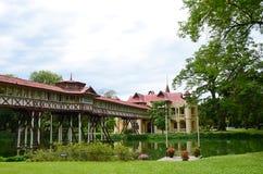 Sanam Chandra Palace Royaltyfria Foton