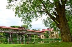 Sanam Chandra Palace Arkivfoton