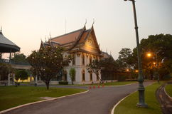 Sanam Chandra Palace Fotos de archivo libres de regalías