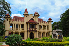 Sanam Chandra Palace Royalty Free Stock Photo