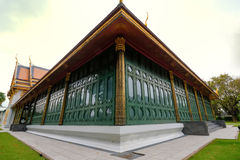 Sanam Chandra Palace. Is located in Nakorn Pathom,thailand Stock Image
