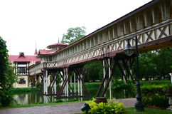 Sanam Chandra Palace. Nakhon Pathom Province, Thailand. H.M. King Rama VI granted the name of this palace Stock Images