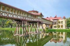 Sanam Chandra Palace,Nakhon pathom, Thailand Royalty Free Stock Photography
