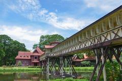 Sanam Chandra Palace Stock Photo