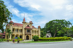 Sanam Chandra Palace Royalty Free Stock Images