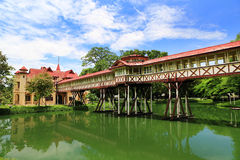 Sanam Chandra Palace Stock Image