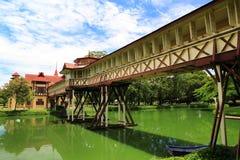 Sanam Chandra Palace Royalty Free Stock Photography