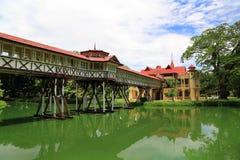 Sanam Chandra Palace Royalty Free Stock Photos