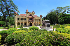 Sanam Chandra Palace Stock Photography