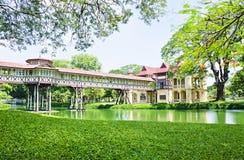Sanam Chardra Palace Stock Photography