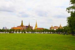 Sanam Luang Bangkok Thaïlande image libre de droits