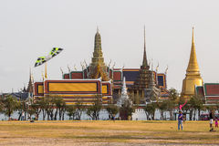 Sanam Luang, Bangkok Royalty Free Stock Photo