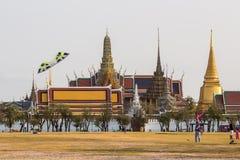 Sanam Luang, Bangkok Royalty Free Stock Photo