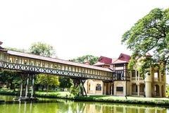 Sanamchan Pałac Fotografia Royalty Free