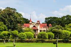 Sanamchan Pałac, Tajlandia Fotografia Royalty Free