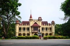 Sanamchantra slott Arkivbild