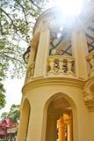 sanamjan的宫殿 免版税库存图片