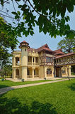 SanamJan palace, an attraction tourist place in Nakornpathom Stock Photography