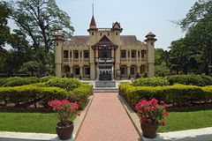 SanamJan palace, an attraction tourist place in Nakornpathom Royalty Free Stock Images