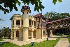 SanamJan palace, an attraction tourist place in Nakornpathom Stock Photo