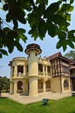 SanamJan palace, an attraction tourist place in Nakornpathom Royalty Free Stock Photography