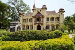 SanamJan palace, Nakornpathom, Thailand. Royalty Free Stock Image