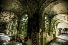 sanatorio foto de archivo